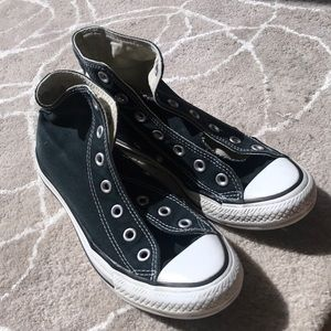 Converse without laces